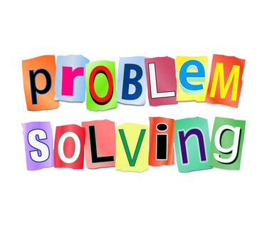 Describe your problem solving skills